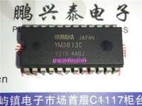 Wholesale dip electronics for sale - Group buy YM3613C Cyclone II FPGA K FBGA dual in line pin dip plastic package Electronic Component YM3613 PDIP24 integrated circuit