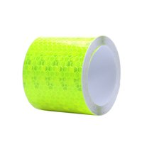 Wholesale High Reflective Stickers - 2016 High quality 5cmx300cm Reflective Tape Adhesive 3m Stickers Decal Decoration Film Safety Baby Motorcycle Stickers on Car-Styling