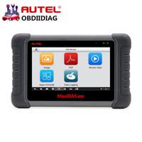 Wholesale Autel Ds - Original Autel Maxidas DS808 Online Update Automotive Diagnostic Tool DS 808 Scanner Powerful than Autel DS708