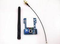 tx antenne großhandel-2.4G CC2500 A7105 Flysky Frsky Devo DSM2 Multiprotokoll TX-Modul mit Antenne