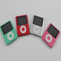 Wholesale 16GB GB th MP4 Player FM Ebook Voice Recorder MP3 with cable and earphone Free DHL Shipping