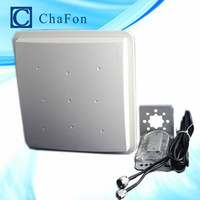 Wholesale 915mhz Antenna - Wholesale- rfid uhf circular high gain 915mhz antenna with 8dBi gain for access control