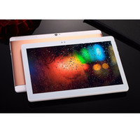 Wholesale 5mp Tablets - Android 5.1 Google Play Store 10.1 inch Phone Call MTK6592 OCTA Core 3G 4G Lte tablet pc 5MP 4GB RAM 64GB ROM GPS tablets pc 10""