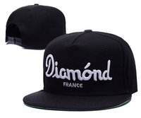 Wholesale Cheap Retail Supplies - Black Red Diamond Supply co snapback cheap hip hop hats wholesale and retail hiphop caps top quality hip-hop snapbacks 1pcs free shipping