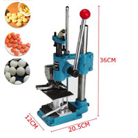 Wholesale Single Punch Machine Tablets - TDP-0(Push Type)Hand punch tablet press machine,laboratory medicine,herbal powders tableting machine,pill stamping machine Pill Maker