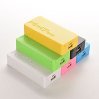 Wholesale Emergency External - iPhone7 5600mah Power bank Perfume Phone Power Bank Emergency External Battery Charger Cell Phone Chargers panel USB for All Mobile phones