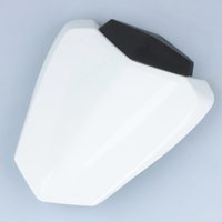 Wholesale R1 Rear Seat Cowl - Motorcycle White Rear Seat Cover Cowl Fairing For Yamaha YZF R1 2009 2010 2011 2012 2013 Free shipping