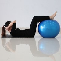 45 cm Fitness Übung Gym Fit Yoga Core Ball Mehrzweck Indoor Fitness Training Yoga Ball Eine Große Smart Yoga Ball