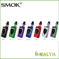 Wholesale Baby Support - New Smok ProColor Kit with ProColor 225 Mod Vape and TFV8 Big Baby Tank 5ML with RGB backlights Supports Firmware Upgrading 100% Original