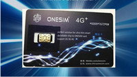 Wholesale Ideal Wholesale - ONESIM 4G+ Unlock all IOS Version for US T-mobile,Sprint, Neter all iPhone carriers heicard usim ideal RSIM11+ 11 PLUS LTE4G 3G GPPLTE R