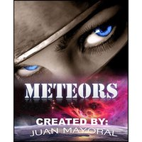 Wholesale Meteors Magic - Wholesale- Meteors blue by Juan Mayoral  Fism 2009 Best Stage Effect Magic Trick   professional production trick