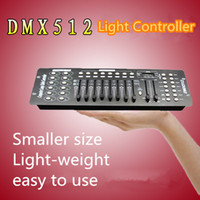 Wholesale New Arrival DMX Controller for moving head light channels for DMX512 DJ equipment Dsico Controller