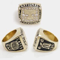 1998 ring großhandel-Freies Verschiffen hohe Qualität 1998 Tennessee freiwilliger nationaler Meisterschafts-Ring