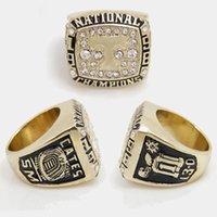 anel de 1998 venda por atacado-Frete grátis Alta Qualidade 1998 Tennessee Volunteers National Championship Ring