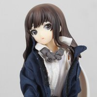 Wholesale sexy hot toys for sale - New Hot Sexy Japanese Anime Figures Touko In The Lavatory Creators Collection Scale cm Action Figure Anime PVC Figure Action Toy