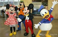 Wholesale Mouse Character Costumes - Mouse Donald Duck Cartoon Costume Advertising Costume,Cartoon mascot Costume Character Cartoon Costume