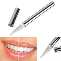Wholesale Bleaching Pen For Teeth - White Teeth Whitening Pen Tooth Gel Whitener Bleach Remove Stains Oral Hygiene Gel Soft Brush Applicator For Tooth 1000pcs OOA2133