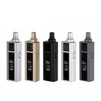 Wholesale E Cigrettes - 100% Original Joyetech Cuboid Mini kit 80w 5ml 2400mAh Electronic Cigrettes E-cigarette TC Set