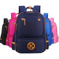 Children Backpack For Kids Girls Boys Plain Student School Book Bags Birthday Party Gift Hot Sale 382813CM