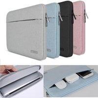 Wholesale Acer Notebook Case - Notebook Bag Case For Lenovo Dell HP Asus Acer Apple Macbook Air Pro Retina 11 12 13 Xiaomi surface pro 3 4 Laptop Sleeve 15.6