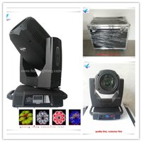 Wholesale Light Road Cases - 2Xlot Beam spot wash 3in1 moving head light high beam 350w moving head spot light beam 17r moving head with road case