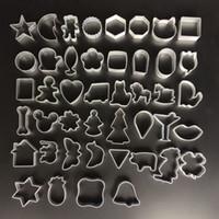 яблочный пирог оптовых-бесплатная доставка милый мультфильм apple Shape Cookie Frame торт алюминиевого сплава плесень DIY приготовления металла резак 5 9 конструкций