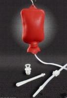 Wholesale Rubber Hot Water Bottles - Wholesale-free shipping New style 2000ml hot water bottle syringe enema bag