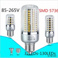 5w Diode Kaufen -30x LED Birne Lampe E27 E14 85-265 V SMD 5736 5 Watt 10 Watt 15 Watt 20 Watt 25 Watt Glühbirnen Lampada LED Diode Lampen Energiesparlampen