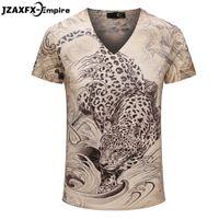 Wholesale Wholesale Designers Clothes - Wholesale- tshirt men camiseta Men T-shirt 3d clothing Mens Summer Tops Tees t shirt men's t-shirts Male Brand 3D Designer Clothing