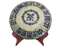 Wholesale Reduce Weight - 1996 Year Puerh Tea,blue lable tea,old year tea,Ripe Puer,Reduce Weight Tea,Free Shipping