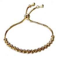 Wholesale reliable gold - Efficient shipping! Reliable store! Free Size Can Fit For Everyone Heart Shape Lovely Bracelet