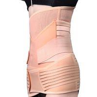Wholesale Waist Band Shaper - Wholesale- Postpartum Recovery Belt 3 Abdomen+Stomach+Elastic pelvic Waist Cinchers Body Shaper Slimming Waist Trainer Belly Band Shapewear