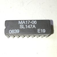 Wholesale Electronic Field - MA17-06 . SL147A . SL147B , CDIP18 , dual in-line 18 pin DIP ceramic package IC   integrated circuit Microelectronics Electronic Component
