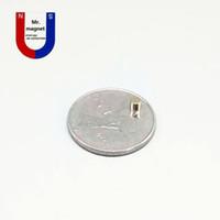 neodym-magneten versand großhandel-300pcs Heißer Verkauf kleine Scheibe 3x3 3 * 3mm Artcraft Magnet D3x3mm Seltene Erdenmagnet 3mmx3mm 3 * 3 Neodym-Magnet NdFeb 3x3mm Freies Verschiffen