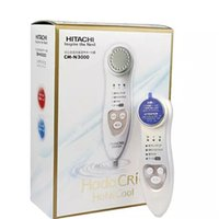 Wholesale Cooling Devices - Hitachi CM-N4000 Hada Crie Cool Facial Moisture Skin Cleansing Massager Skin Care Device Facial Cleanser Lifting & Firming