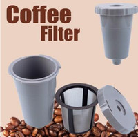 Wholesale Coffee Box Set - Replacements Part For My K-Cup Keurig Reusable Coffee Filter Mesh Set Refillable for B30 B31 B40 B50 B60 B70 B71 Series CCA7018 80pcs