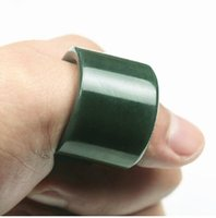 Wholesale Great Paragraph - Hetian jade and jade ring ring pull that paragraph