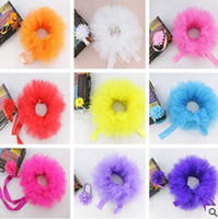 Wholesale Handmade Girls Christmas Clothes - TuTu Skirts 2017 Adjustable Baby Photography Props Handmade Tulle Babies tutu Skirt Gauze tutu Dress Baby Clothes Newborn Soft Pettiskirt 53