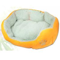 Wholesale Cozy Plush Wholesale - Mulytcolored Pet Dog Puppy Cat Winter Warm Soft Fleece Nest Cozy Bed Plush MatWX