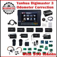 Wholesale Digimaster Price - OBD2 OBDII odometer reset mileage correction TOOL Yanhua Digimaster 3 Digimaster III odometer reset tool with 980 Tokens with best price