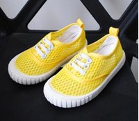 Wholesale Baby Girl Size Shoes - NO V001-008 light breathable Baby Boy Girl First Toddler Newborn Girls Lace-Up Brand size athletic shoes