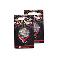 Wholesale Winmax cheap dart accessory good quanlity colorful design chioce D dart flights for indoor dart palying game