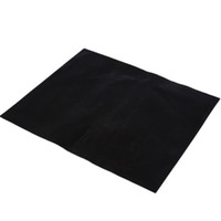 Wholesale Use Grill - Berglander 1pcs set Barbecue pad grill mat for barbecue grill sheet cooking and baking and microwave oven use black promotion