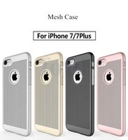 Wholesale Iphone Skin Case Design - Breathable Skin Case Slim Hard PC Shell Simple design Inclusive Shockproof Case Cover For iPhone X iphone 7 8 7plus 6 6plus 50pcs