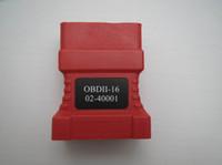 vci peugeot al por mayor-Para ADS-1 O BDII-16 Conector 02-40001 Adaptador OBD-II OBDII Adaptador OBD2 OBD2 Conectador OBDII Envío gratis