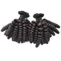 переплетение человеческих волос ombre вьющиеся бразильские оптовых-Ombre человеческих волос расслоение 3шт Funmi наращивание волос бразильский упругий вьющиеся волосы ткать г-легко