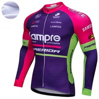 2018 Lampre Pro team Winter Fleece Ciclismo Windproof Windjacket Mtb termico Mens bimbi cappotto warm up giacca