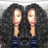 Wholesale Hair Bun Making - 150% Density Human Hair Wig Malaysian Virgin Curly Lace Wigs Glueless Full Lace High Wigs Lace Front Ponytail Wig Can Make Buns