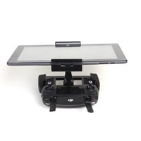 Wholesale Dji Drone - Wholesale- 4-12 inch Tablet Extension Foldable Bracket Holder For DJI Mavic Pro Drone for ipad phone