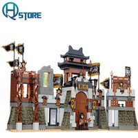 Wholesale Three Kingdoms Sluban - Building Blocks Sluban Plastic Three Kingdoms ABS Child Gifts Toys Assemblage Compatible with Legoes Compatible with Legoeligss